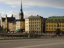 STOCKHOLM CITY by isabelle13280