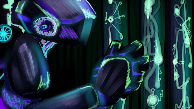 The Running Lights by Pianodream