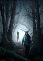 Forest Keepers by artificialdesign