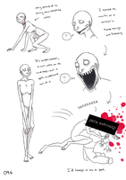 SCP-096 by electric-sun