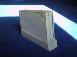 Wii Papercraft by kamibox