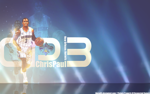 Chris Paul by TheSaffy