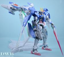 NG OO Gundam and 0 Raiser by Bang-Doll-SSI