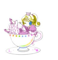 Tea Cup by NostalgicHummingbird