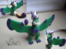641 Tornadus Therian Forme by VictorCustomizer