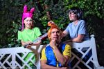Katsucon 2015 - Bob's Burgers(PS) 02 by VideoGameStupid