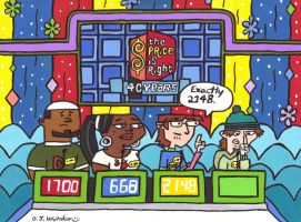 Team Victory on Price is Right by DJgames
