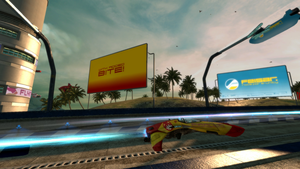 Wipeout HD and more Piranha by rossriders