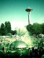 Seattle at a Glance by iEmcee