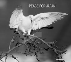 PEACE FOR JAPAN by GeaAusten