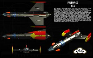 Fireball XL5 ortho (updated) by unusualsuspex
