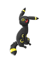 UMBREON!! by AlbinoPiie