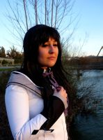 Homura - Loneliness by sasbre