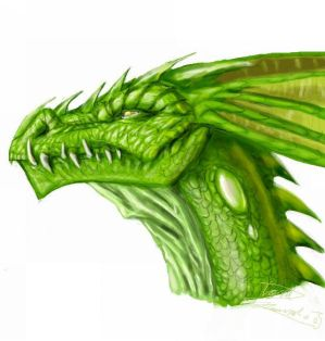 AVATAR POUR TOUS Green_Dragon_by_LordHannu