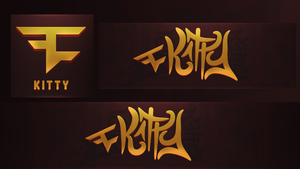 FaZe Kitty Revamp by CheckeredStuffGFX