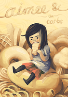 Aimee and the Carbs by zipple