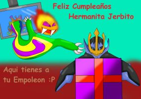 Cumple Jerbito 2014 by Quilmer