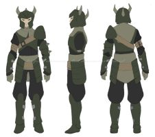 armour concept by cleanminded