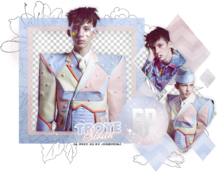 Pack Png 2102 // Troye Sivan. by ExoticPngs