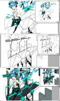 DS - Miku 2014 // VOCALOID by Firecel