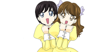 Ouran High school girls :p by ALinder