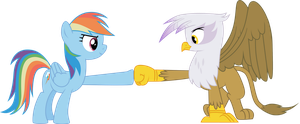 Brohoof or Brofist? by Turbo740