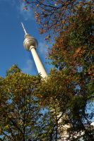 Berlin - Fernsehturm by PhilsPictures