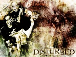 Disturbed by DiseasedGhoul