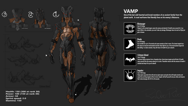 Warframe - Vamp Concept - Download by RunOverRiver