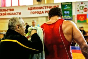Wrestlers: SOLIDITY by ursus25