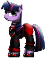 Canter-Lot #15 - Twilight Sparkle by Arby-Works