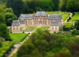 Chateau by rocknoats