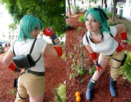 Bulma :: Dragon Ball by WindoftheStars