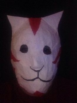 Anbu Black Ops Mask by madmanmike1995