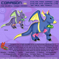 Coragon no 011 by izka197