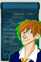 Samhain Coutts by Thystle