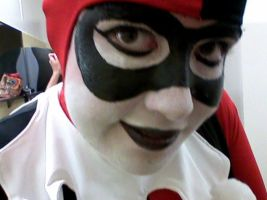 Close up for Harley by ClownGirlHarley