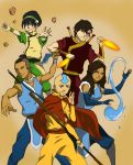 Team Avatar by RJDJ-Productions