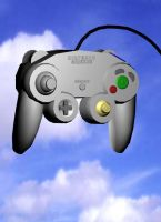Gamecube Controller by coradee