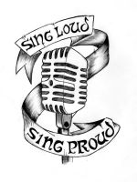 sing loud sing proud by HDomino