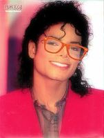 michael and glasses by maxsilla