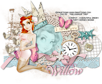 PUT wh love you willow by Willow-Hoop