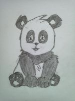 panda!! by ZeroHunter112