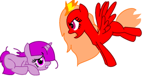 Fear Berry And Anger Berry by berrynight123-cat