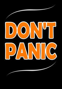 dont panic by hbrit