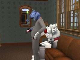 u see that ? sims 2 by Spinosaur123