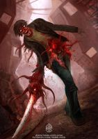 Zombie Me by FASSLAYER
