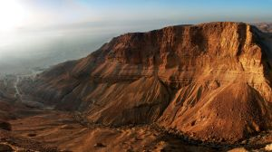 View from Masada by RuSs1337