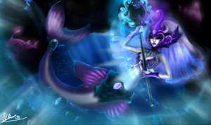 Deep Sea Nami by DBR01