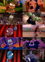 From The Nerdlucks To The Monstars by dlee1293847